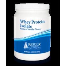 Whey Protein Isolate - Natural Vanilla Flavor (16oz)